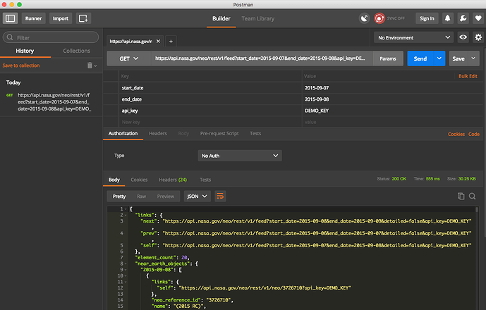 Relic Solution: From Postman to Synthetics API Test - Level