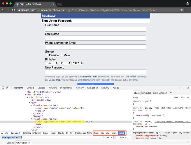 How To Select Radio Button - NRQL Queries & Synthetics Scripts - New